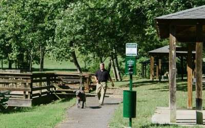 Dog Waste Stations for Parks