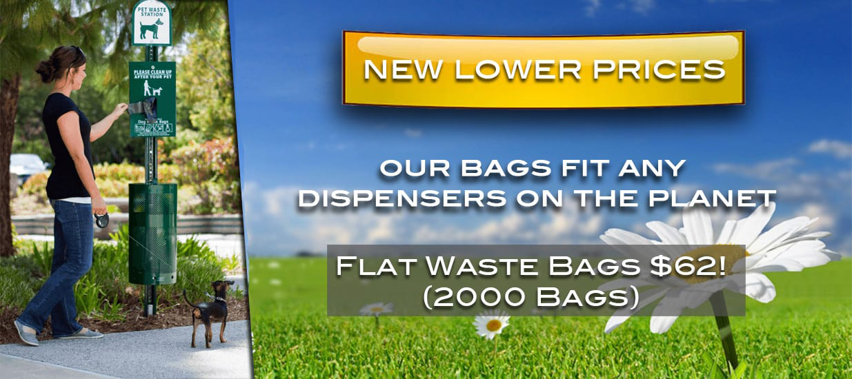 biodegradable dog poo bags